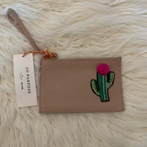 Kate Spade On Purpose pouch